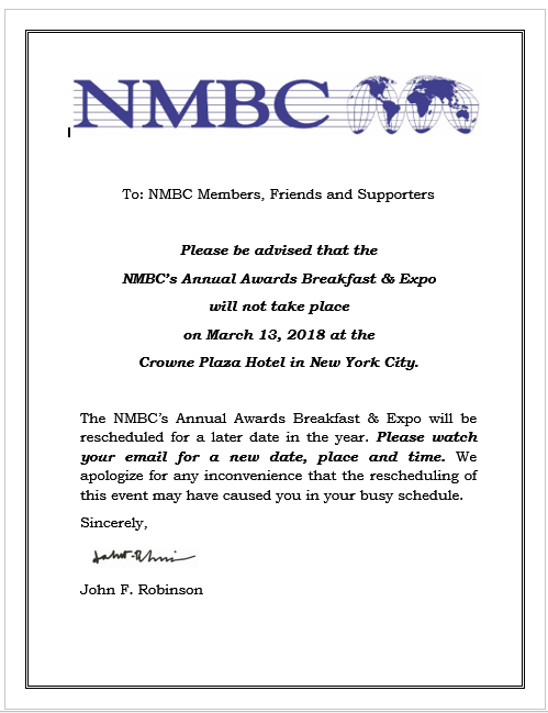 The National Minority Business Council Inc