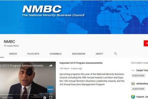 NMBC on YouTube