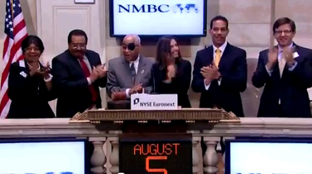 NMBC at the New York Stock Exchange (NYSE)